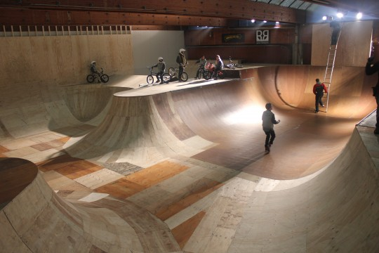 Ramp-Riders are the number one skatepark builders