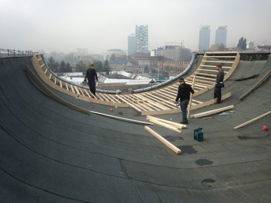 Best skatepark builders in the world