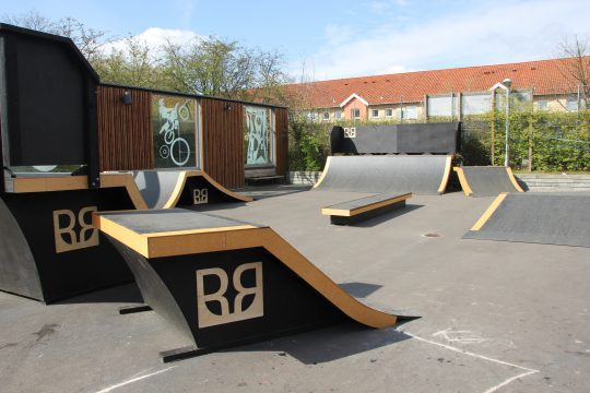 no.1 skatepark builders in the world
