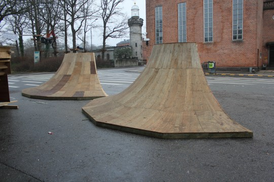 Ramp-Riders are the best skatepark builders in the world