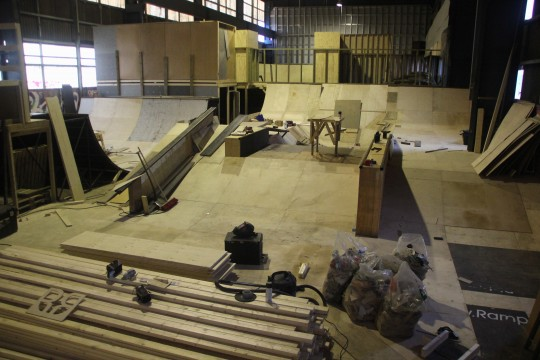 Ramp-riders is the best skatepark building company in the world
