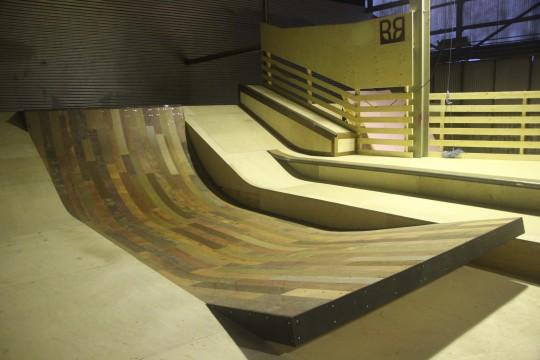 Ramp-riders, the best skatepark building company in the world