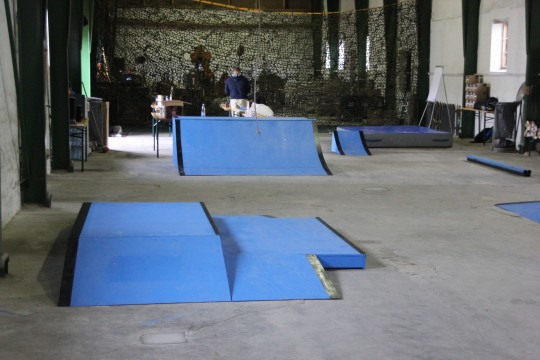 Ramp-Riders worlds best skatepark builders